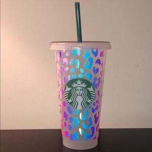 Starbucks Leopard Cup 🐆